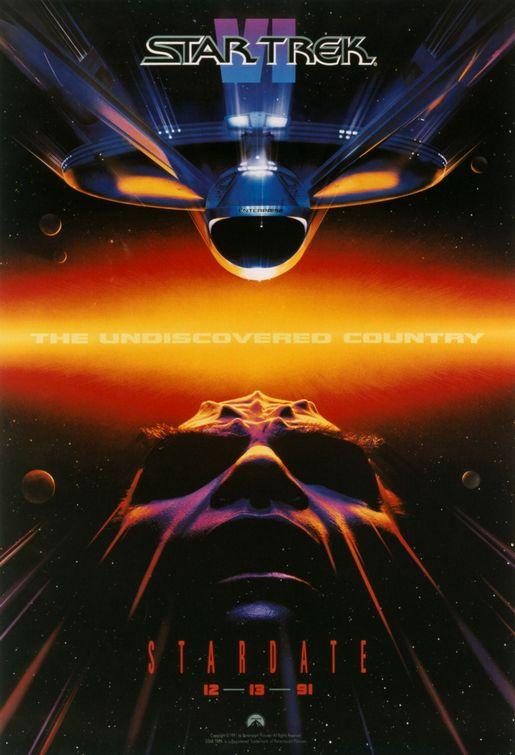 Star Trek VI:  Revenge of the Giant Klingon.