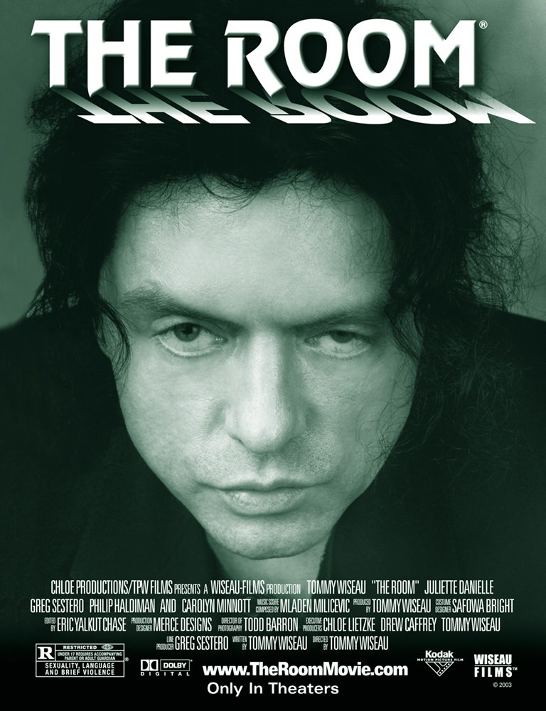 notsoclassic review the room 2003 the silver mirror